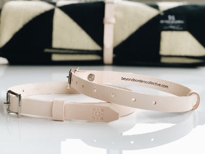 FREE LEATHER STRAP With a purchase of any WASI COLLECTIONFOR THE FIRST 30 CUSTOMERS!
