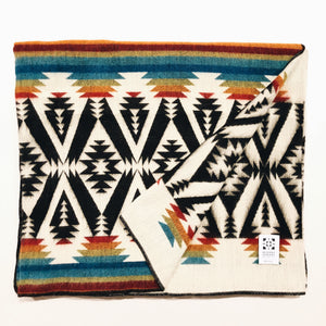 Quichua-Sunrise Blanket