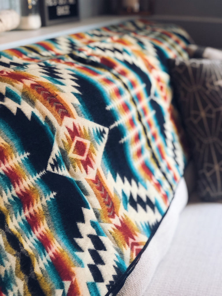 Secoya-Northern Lights Blanket