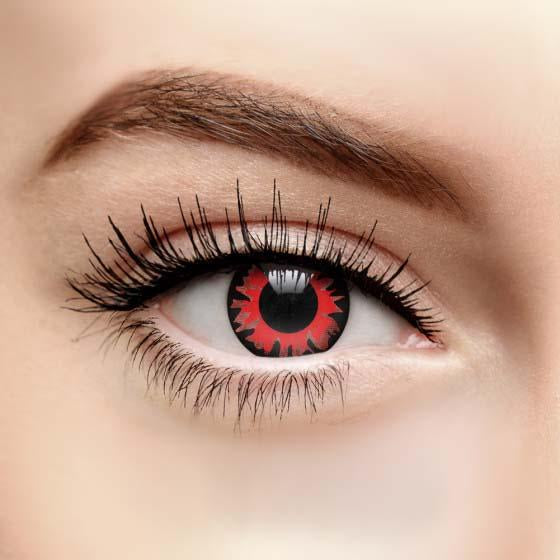 Kz Premium Color Lenses (Twilight Volturi Vampire)