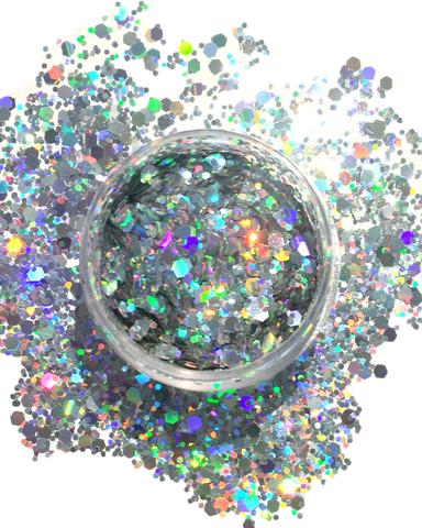 Holographic Face and Body Glitter