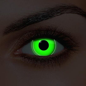 Kz Premium Color Lenses (UV green)