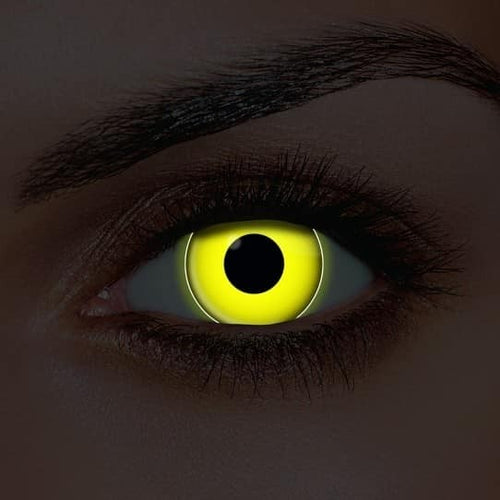 Kz Premium Color Lenses (UV Yellow)