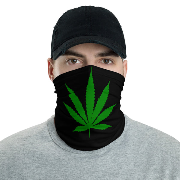 Weed Neck Gaiter, Face Mask/Face Shield, Headband - Singletrack Apparel