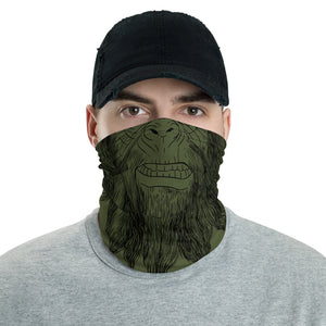 Bigfoot Neck Gaiter and Face Mask/Face Shield, Bigfoot Headband - Singletrack Apparel