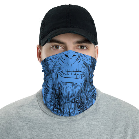 Bigfoot Neck Gaiter and Face Mask/Face Shield - Singletrack Apparel
