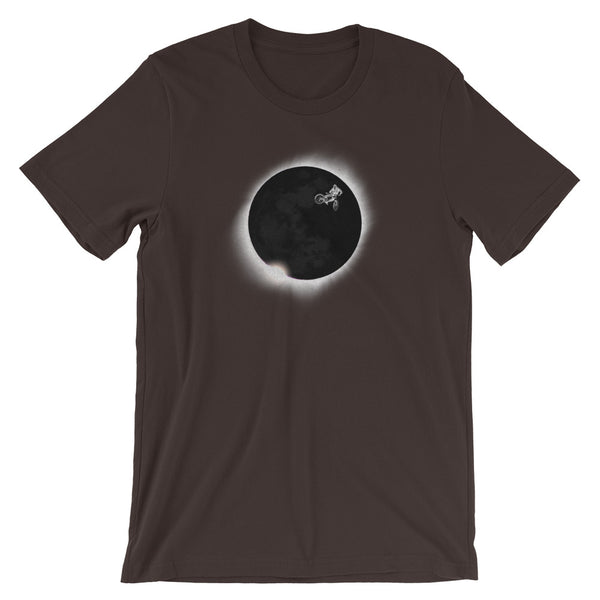 Bigfoot Whip Solar Eclipse Cycling T-Shirt - Singletrack Apparel