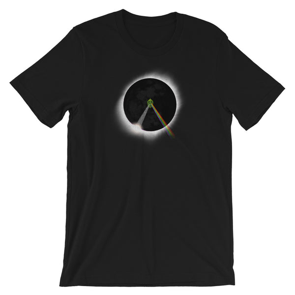 Hop Side of the Moon Beer T-Shirt - Singletrack Apparel