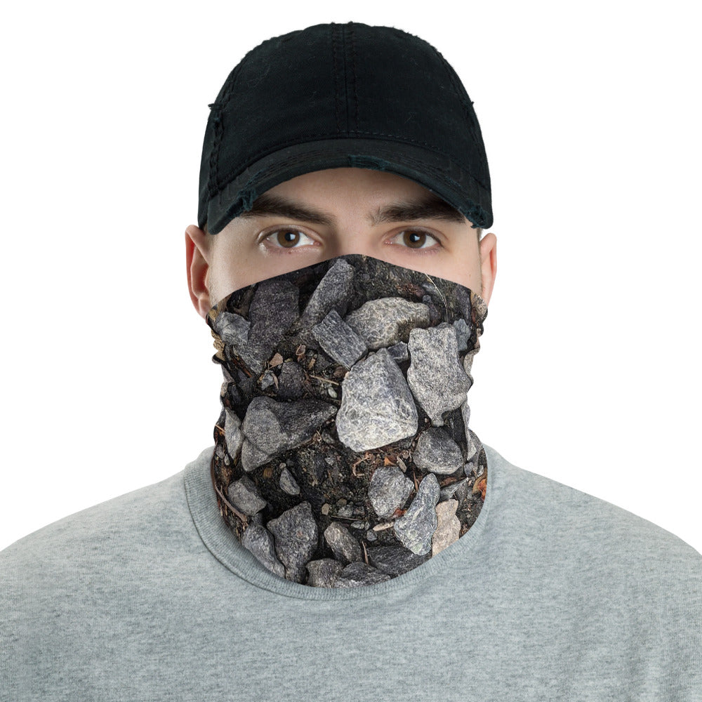 Gravel Neck Gaiter, Gravel Cycling Neck Gaiter - Singletrack Apparel