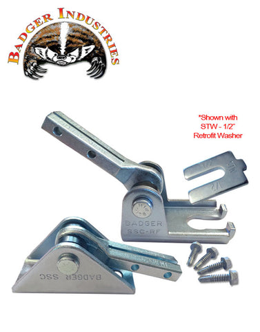 Badger RRK Retrofit Rigid Bracing Kit