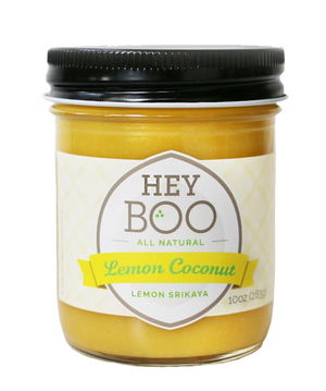 Lemon Coconut Jam
