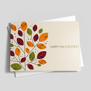 Greeting Cards - Happy Thanksgiving