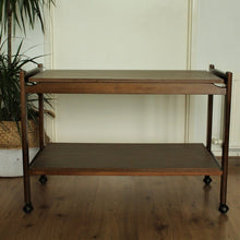 Afbeelding in Gallery-weergave laden, Vintage bar cart