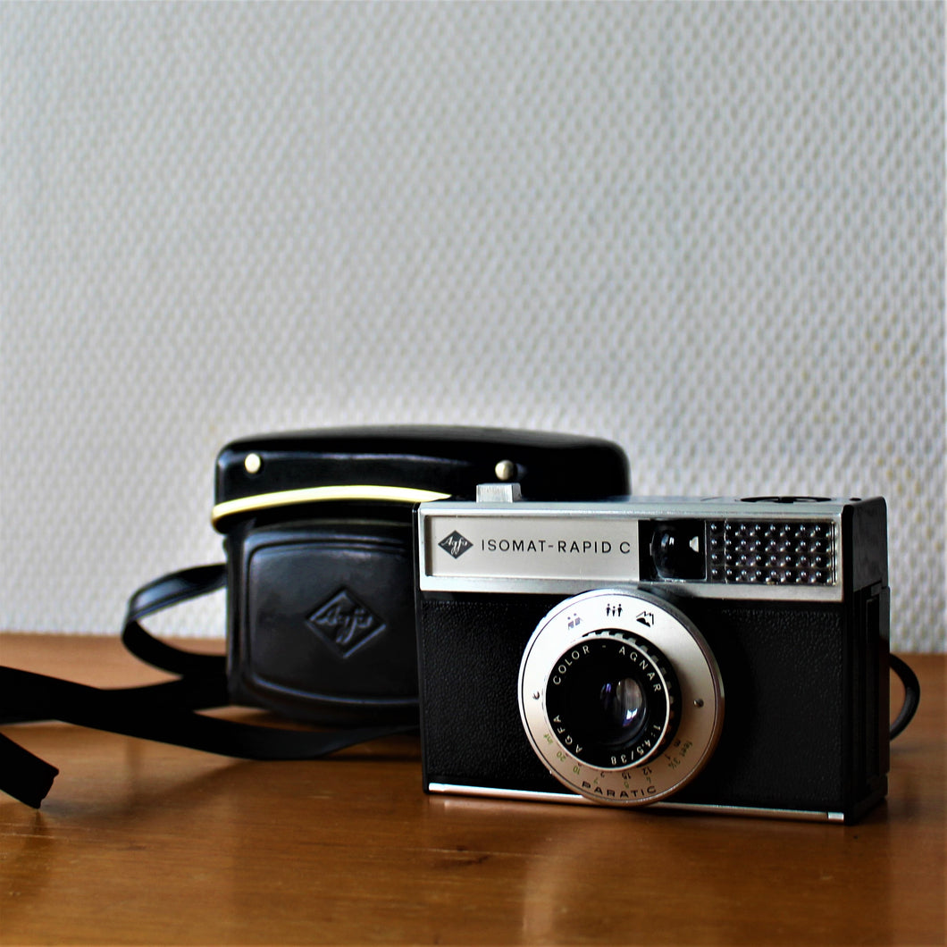 Agfa Isomat rapid camera