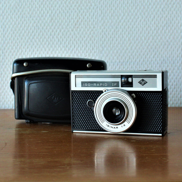 Agfa ISO RAPID-IF camera