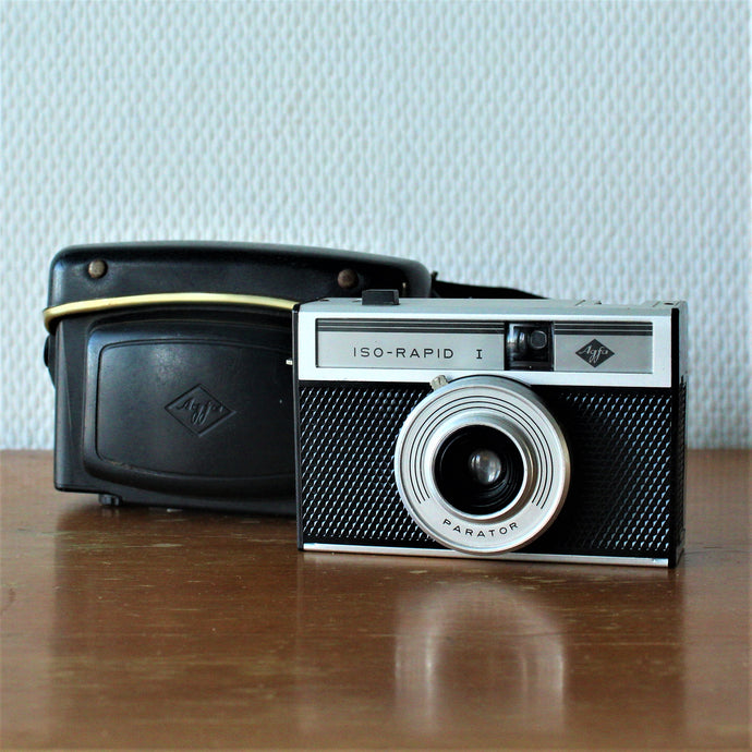 Agfa ISO RAPID-I camera