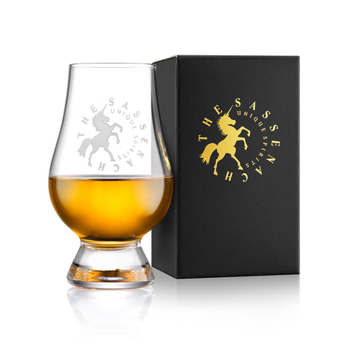 Sassenach Whisky Glass