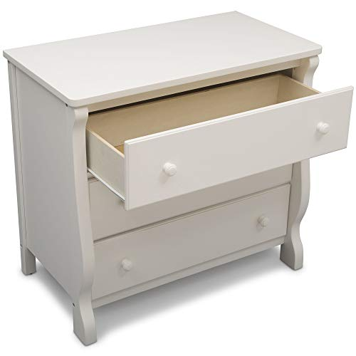 Delta Children Universal 6 Drawer Dresser, Espresso