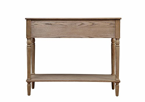 Convenience Concepts  French Country Hallway Table, White