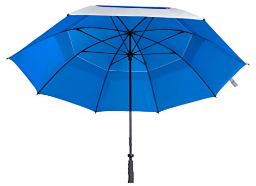 "Sun Tek 68"" UV Protection Wind Cheater Vented Canopy Umbrella"