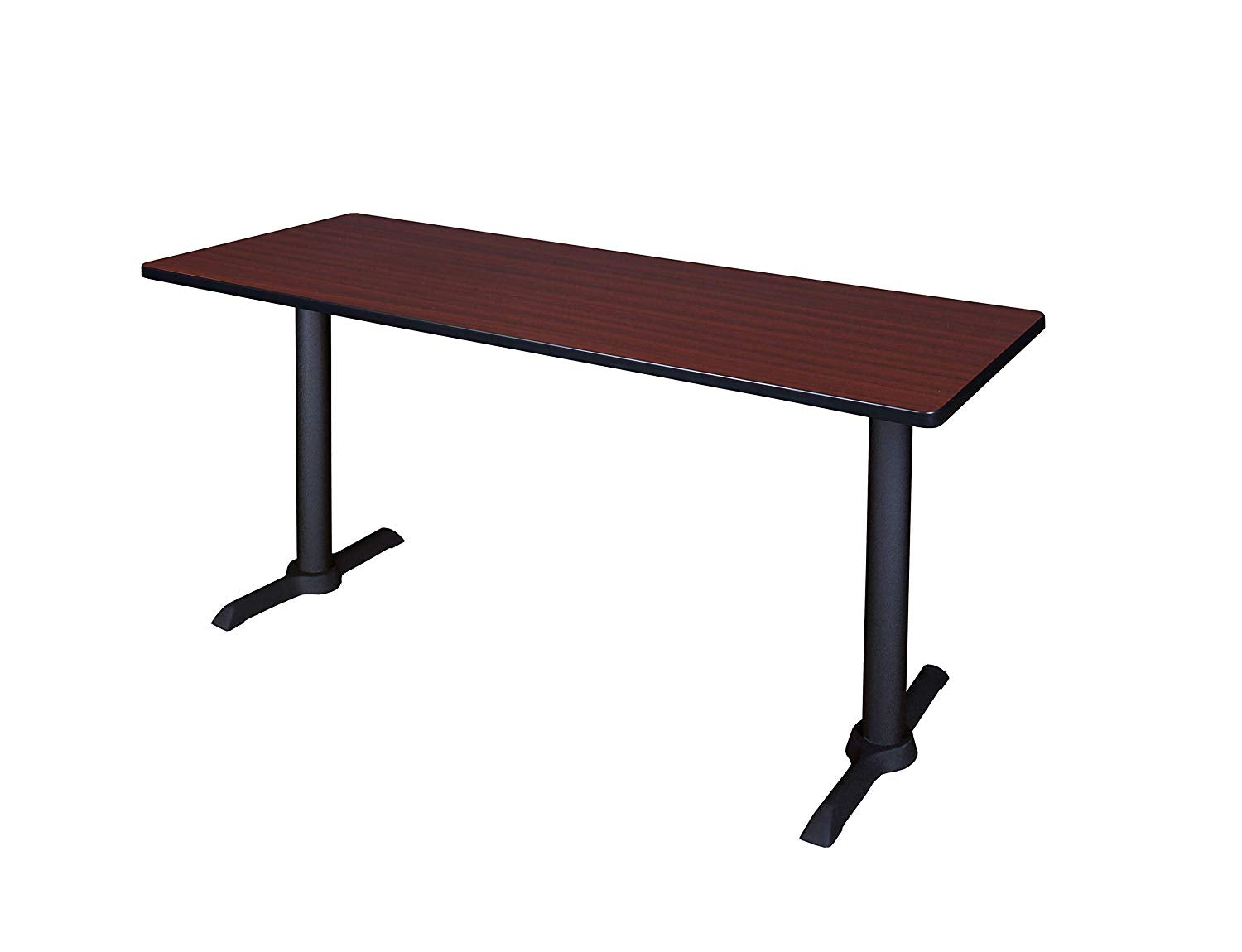 "Regency A-CRCT6624RW Cali Training Table, 66"" x 24"", Redwood"