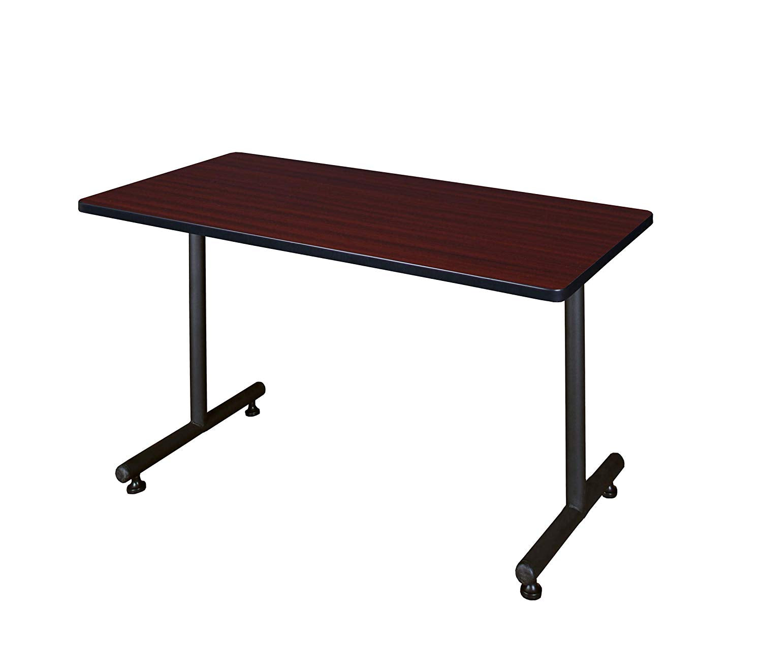 "Regency A-KTRCT4224RW Kendrick Training Table, 42"" x 24"", Redwood"