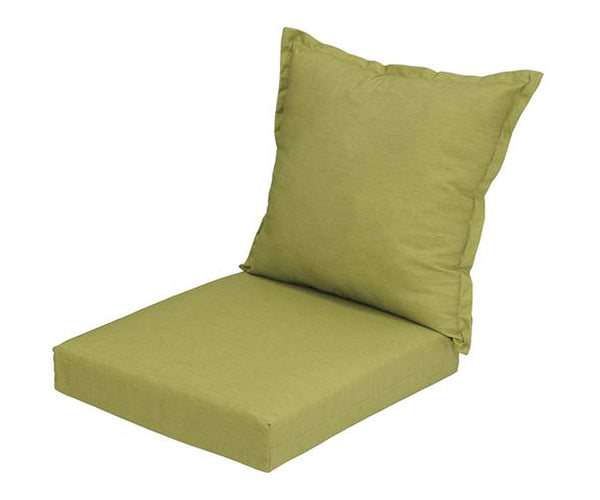 Wisechoice Deep Seating Patio Chair Cushions Mainstay Love Seat Pads, 7 Inch Thickness