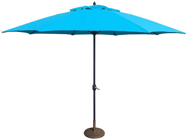 Tropishade 11' Umbrella with Premium Beige Olefin Cover