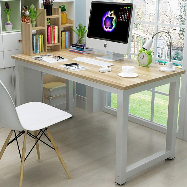"44"" Laptop Computer Desk PC Table Wood Workstation Study Writing Gaming Bench Home Office Furniture (44"")"