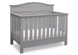 Serta Barrett 4-in-1 Convertible Baby Crib, Grey