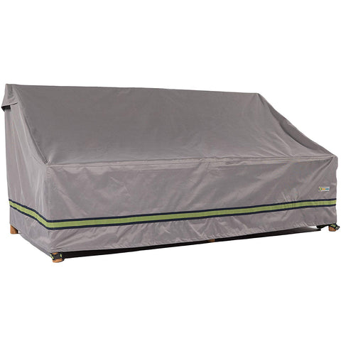 "Duck Covers Soteria Rainproof 93"" Wide Patio Sofa Cover"