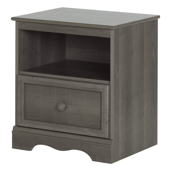 South Shore Savannah Collection Nightstand - Pure White