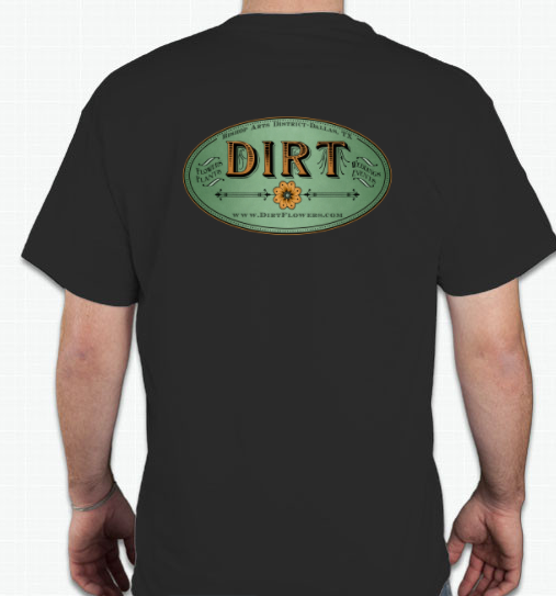 DIRT Staff T-Shirt! Exclusive On Sale 1 Day only!