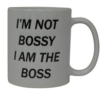 Best Funny Coffee Mug Wife I'M Not Bossy I Am The Boss Novelty Cup Wives Great Gift Idea For Mom Mothers Day Mom Grandma Spouse Bride Lover Or Parent (Bossy) - Coffee Mugs - Rogue River Tactical  - Rogue River Tactical