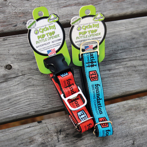 Dog Collar with Bottle Opener