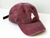 Unstructured Low Profile Hat