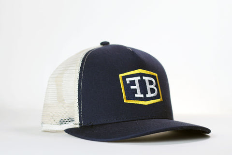 Foundation Badge Trucker Hat
