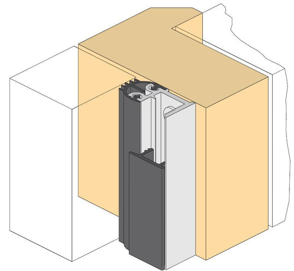 Acoustic Perimiter Seals - for Timber Door Frames