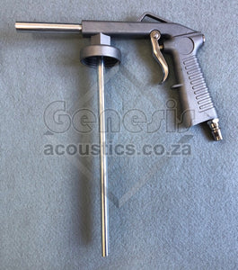 Spray Gun for Chassis Armour