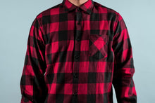 Load image into Gallery viewer, Chequered Red Shirt