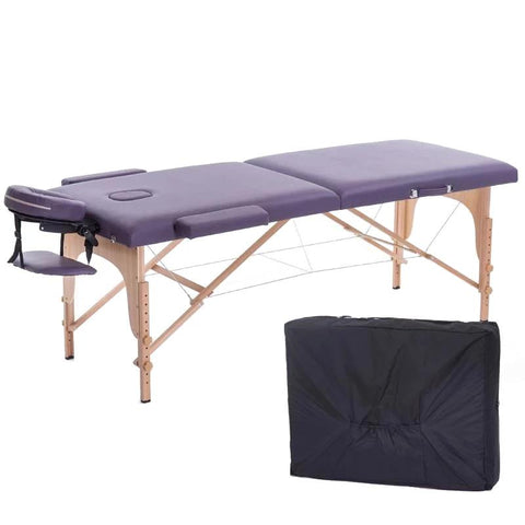 Table de massage ayurvédique