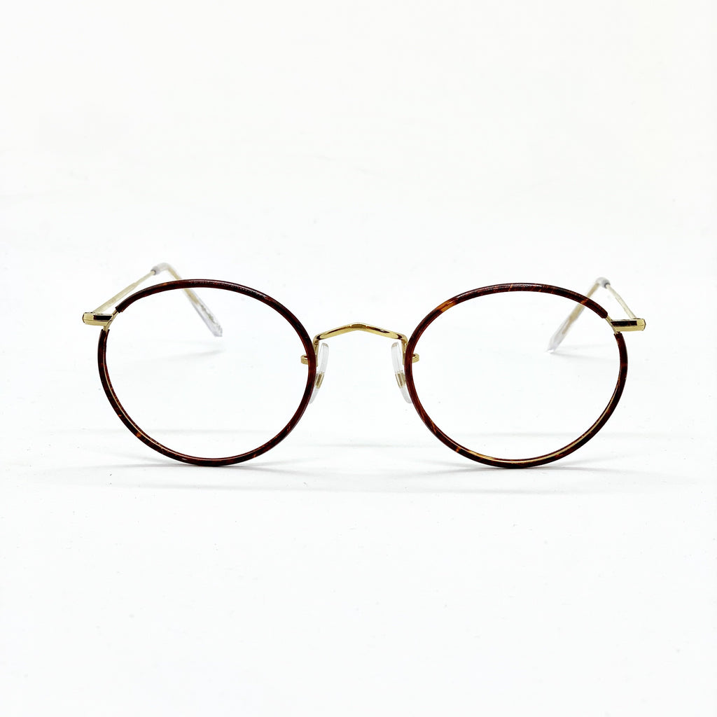 Gold and Tartoise Savile Row Vintage Glasses