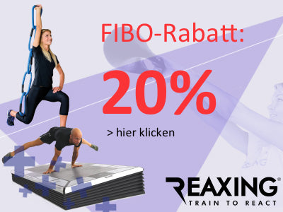 Weightcheckers Reaxing FIBO Aktion