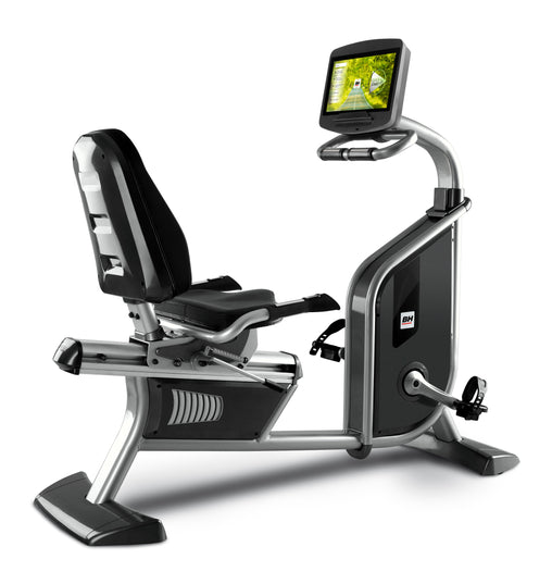 "BH-Fitness Liegeergometer SK8950/H895 SMART FOCUS 19"" Zoll Touchscreen"