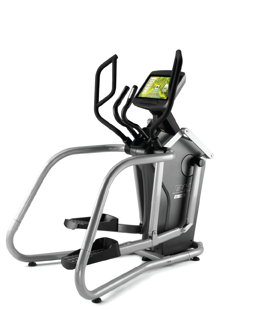 "BH-Fitness Crosstrainer LK8180/G818 SMART FOCUS 16"" Zoll Touchscreen"