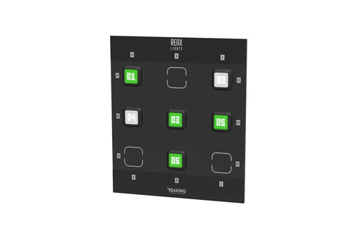 REAX Lights Iron Panel Mini