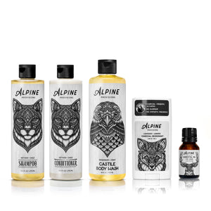 The Complete Alpine Provisions Set
