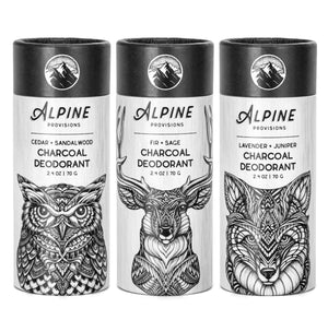 <span>Charcoal Deo </span><br><span> BUNDLE</span> (Save $5.00)