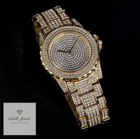 Labelle Jewels | Royale Queen Crystal Women Watch