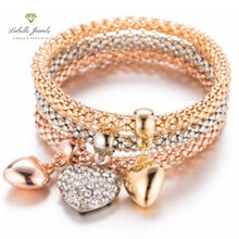 Load image into Gallery viewer, Labelle Jewels | Buy 1 Free 2 Charm Bracelets
